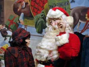 NOW CLOSED: Santa's Elves Workshop