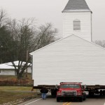 The 1880 Church Rolls to a New Home