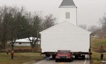 Church Moving Slider